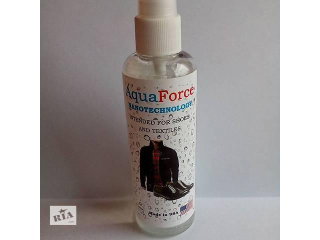 купить бу Aquaforce защитное покрытие для одежды и обуви от грязи и промокания в Харькове
