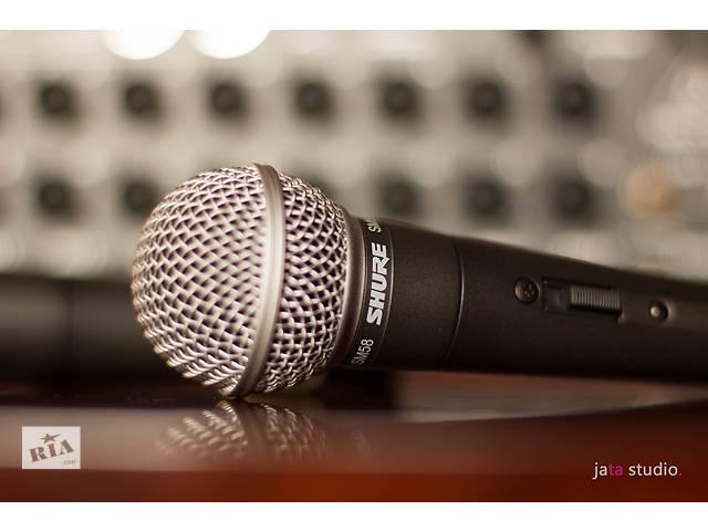 бу Аренда микрофонов, прокат радиосистем, звуковое оборудование в Николаевской области