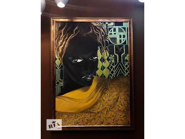 Картина Акриловіми Красками- объявление о продаже  в Херсоне