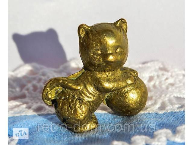 бу Коллекционная миниатюра,Кот,котенок! Бронза! ENGLAND! в Дубно