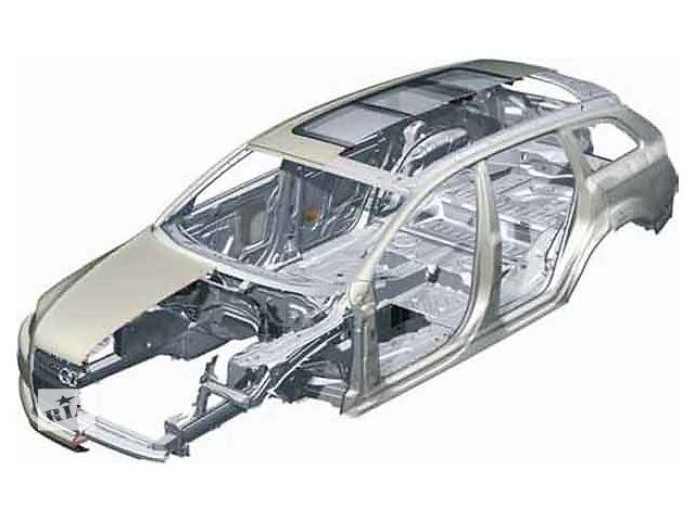 бу Ауди Q7 Детали кузова Четверть автомобиля для легкового авто Audi Q7 в Киеве