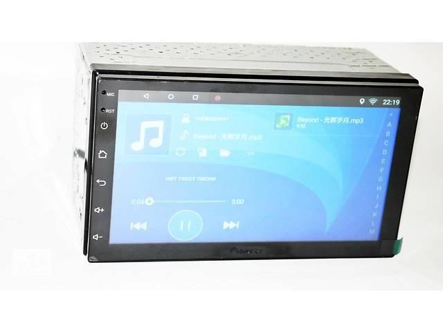 продам Автомагнитола 2din Pioneer 7023 Adnroid GPS+4Ядра+16Gb ROM бу в Днепре (Днепропетровск)