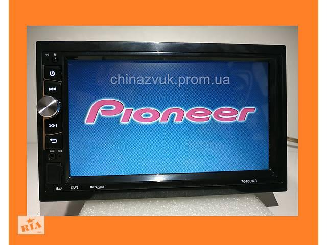 продам Автомагнитола 2Din Pioneer 7040CRB бу в Киеве