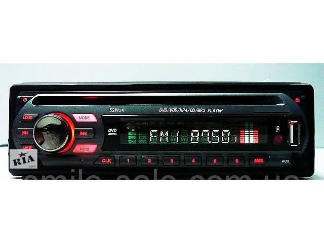 продам Автомагнитола Sony CDX-GT460U с USB, SD, AUX, FM, DVD! НОВАЯ бу в Киеве