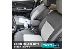 Нові сидіння ВАЗ 2108