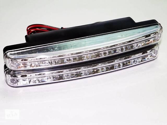 Дневные Ходовые Огни DRL 8 LED диодов- объявление о продаже  в Виннице