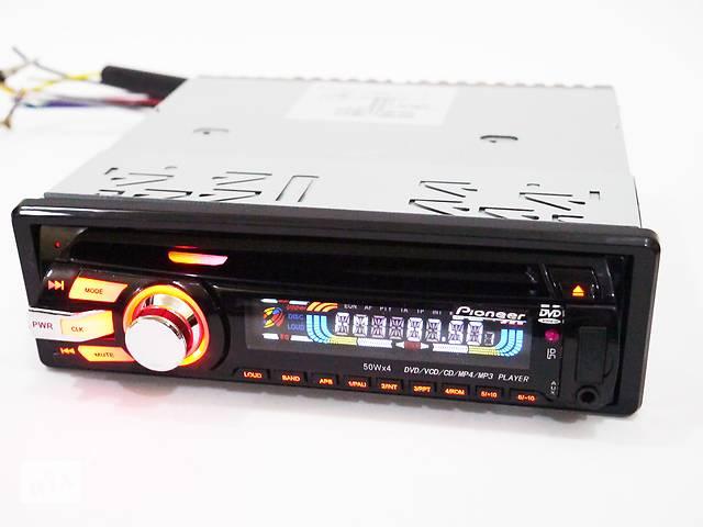 DVD Автомагнитола Pioneer 3201 USB, Sd, MMC съемная панель- объявление о продаже  в Львові