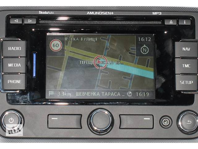 продам Карты Украины для RNS-315, Amundsen+ бу в Киеве
