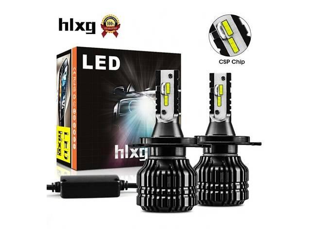продам Светодиодные лампы Led Q5 Без вентиляторов Н1 Н3 H4 Н7 H27 противотуманки, главный свет, ксенон. бу в Переяславе-Хмельницком