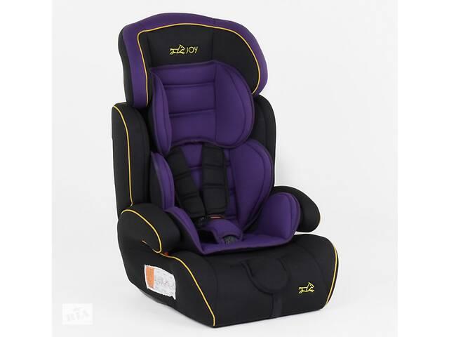 купить бу Детское автокресло-бустер JOY 8577  (9-36 кг) фиолет в Одессе