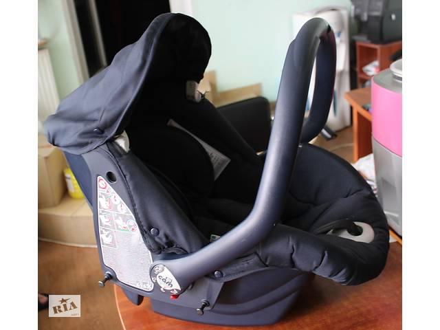 купить бу Детское автокресло - переноска Cam италия 0+ (от 0 до 13 кг) в Харькове