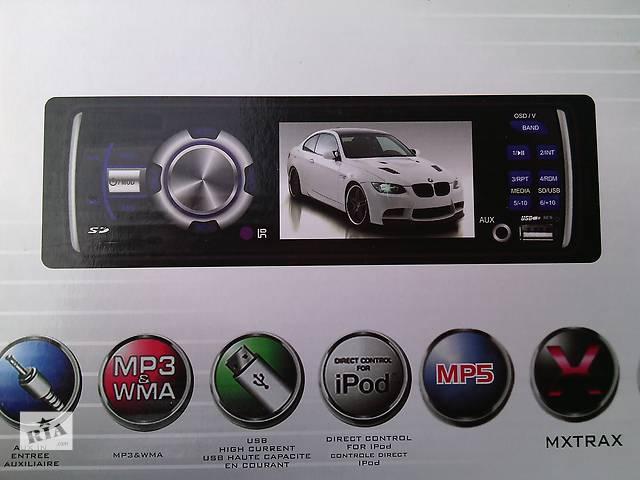Автомагнитола PIONEER X 901/просмотр видео/пульт/USB/SD- объявление о продаже  в Мукачево