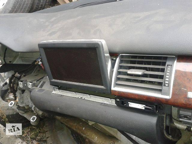 Автомагнитола Audi A8 2006 год.- объявление о продаже  в Киеве