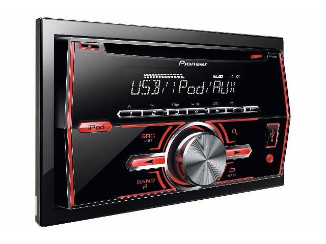 Автомобильная магнитола Pioneer FH-460UI- объявление о продаже  в Мостиске