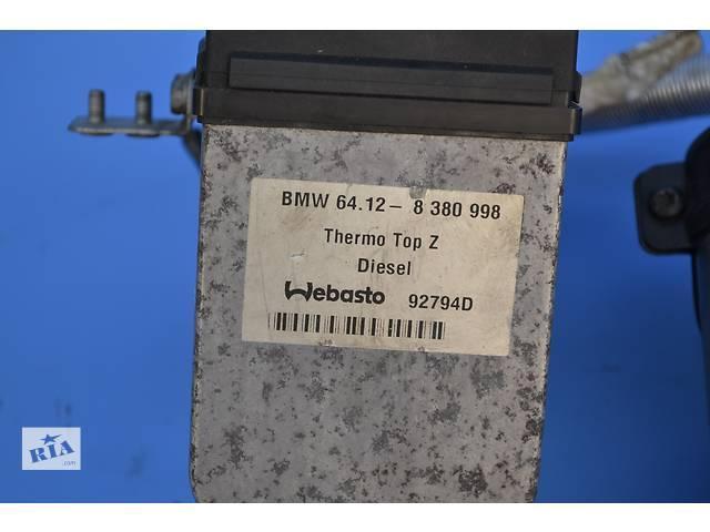 продам Автономна пічка Webasto BMW X5 БМВ Х5 3.0 TDI Thermo Top C Disel бу в Ровно