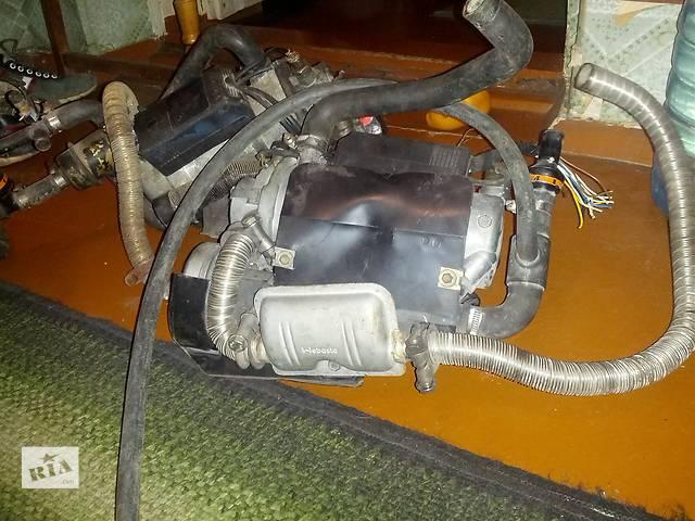 бу Автономная печка Wbasto BBW46 Бензин. Состояние рабочее, ставим и работаем в Днепре (Днепропетровск)