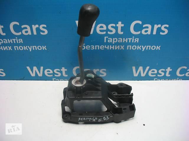 бу Б/У 2003 - 2008 Avensis Куліса переключення КПП. Вперед за покупками! в Луцьку