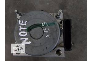 б/у АБС и датчики Nissan Note