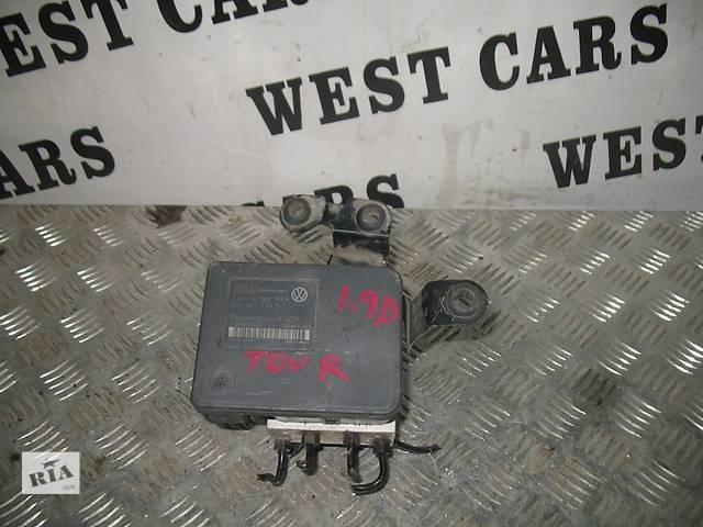 продам Б/у абс и датчики для легкового авто Skoda Octavia Tour бу в Луцке