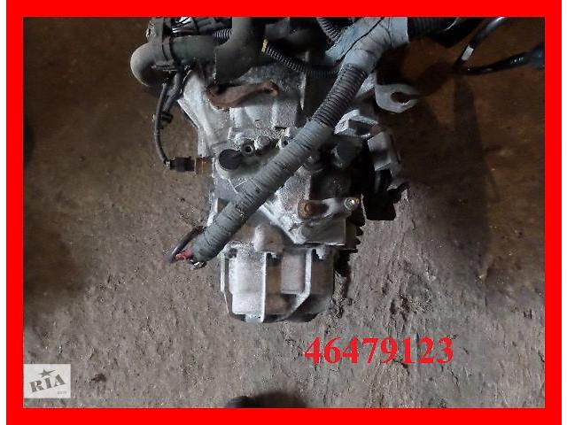 бу Б/у Коробка передач КПП Fiat Punto 1.2 бензин 16V в Стрые
