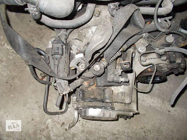 Б/у Коробка передач КПП Skoda Octavia 1.8 2.0 бензин 8V № EGU- объявление о продаже  в Стрые