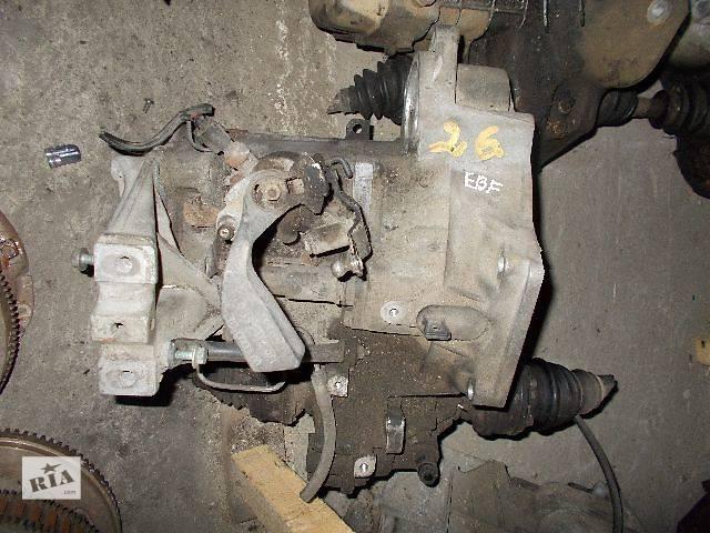 продам Б/у Коробка передач КПП Volkswagen Golf IV 1.9 tdi № EBF, CTN, DEA, EWT, FBJ бу в Стрые