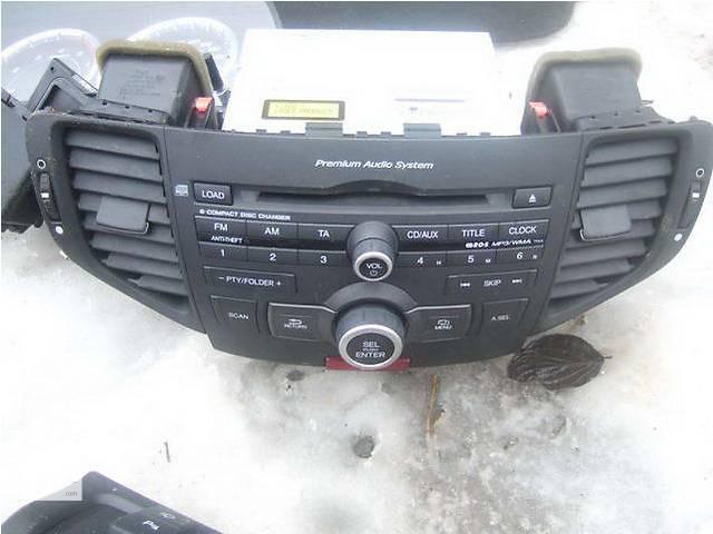 бу Б/у автомагнитола для легкового авто Honda Accord в Ровно