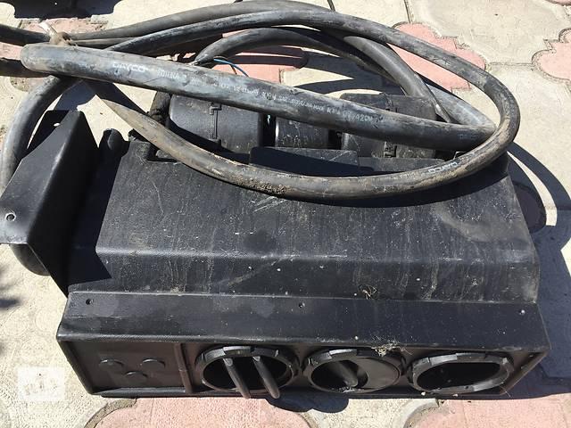 бу Б/у автономная печка для легкового авто Renault в Ковеле