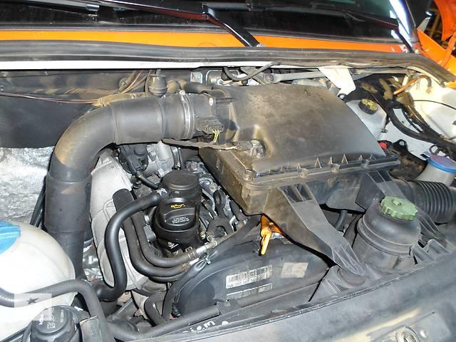 купить бу Б/у Бачок жидкости ГУ гидроусилителя Volkswagen Crafter 2,5 TDI Крафтер в Луцке