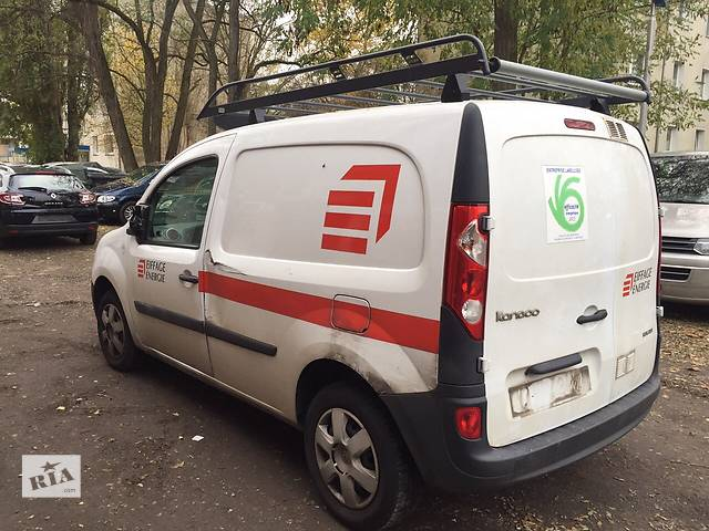 Б/у багажник для легкового авто Renault Kangoo- объявление о продаже  в Ровно