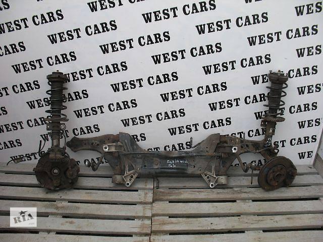 продам Б/у балка передней подвески для легкового авто Seat Ibiza 2005 бу в Луцке
