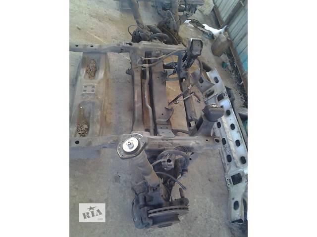 Б/у Балка передней подвески (передня) Volkswagen Crafter Фольксваген Крафтер 2.5 TDI 2006-2010- объявление о продаже  в Рожище