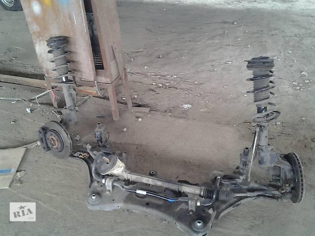 продам Б/у Балка передней/задней подвески для Renault Kangoo Кенго 1,5 DCI К9К 2008-2012 бу в Рожище