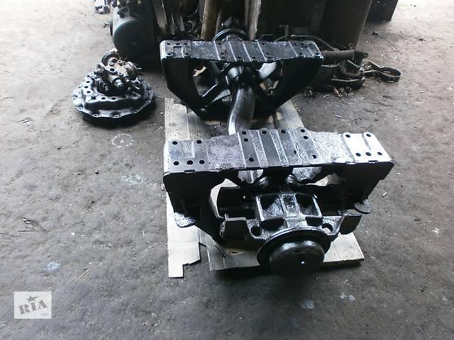 купить бу Б/у балка задней подвески для грузовика КрАЗ 6510 в Кременчуге