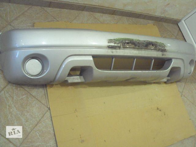 продам Б/у бампер передний для кроссовера Suzuki Grand Vitara 2005 бу в Тернополе