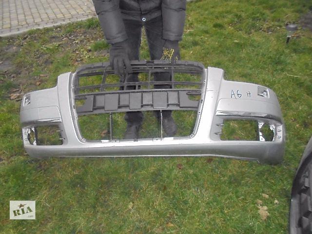 бу Б/у бампер передний для легкового авто Audi A6 2007 в Львове