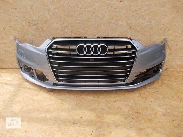 Б/у бампер передний для легкового авто Audi A6- объявление о продаже  в Чернигове