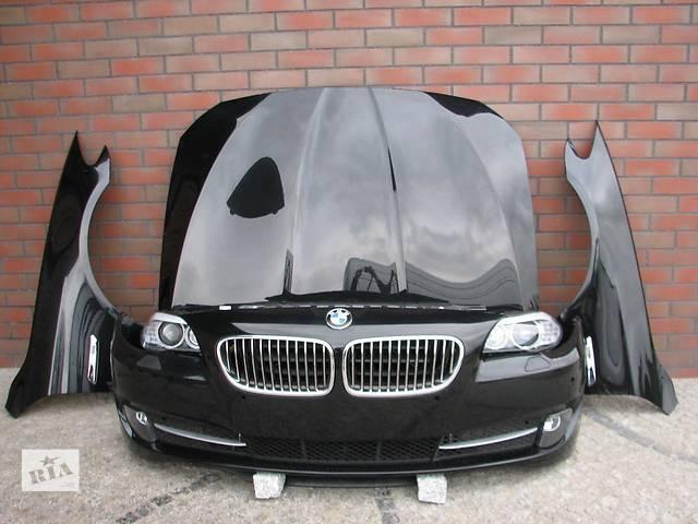 бу Б/у бампер передний для легкового авто BMW 5 Series в Здолбунове