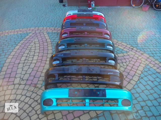 купить бу Б/у бампер передний для легкового авто Daewoo Lanos в Тернополе