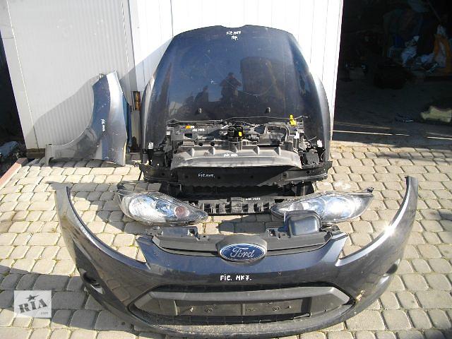 продам Б/у бампер передний для легкового авто Ford Fiesta 2009 бу в Львове