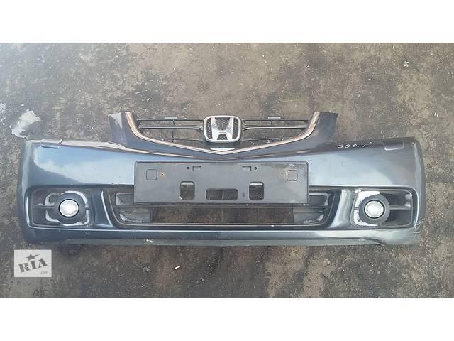 продам Б/у бампер передний для легкового авто Honda Accord-7 (02-05) до рестайл бу в Луцке