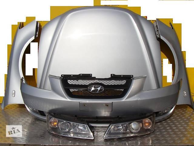 купить бу Б/у бампер передний для легкового авто Hyundai Sonata в Здолбунове
