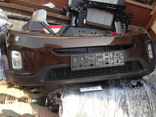 купить бу Б/у бампер передний для легкового авто Kia Sorento в Ровно