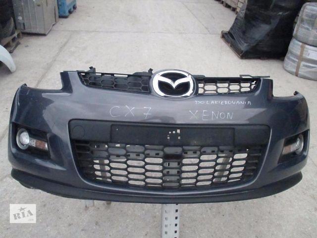 Б/у бампер передний для легкового авто Mazda CX-7- объявление о продаже  в Луцке
