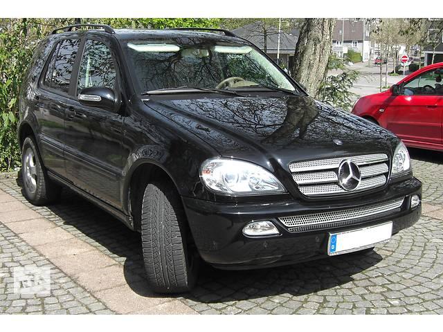 продам Б/у бампер передний для легкового авто Mercedes ML 270 бу в Киеве