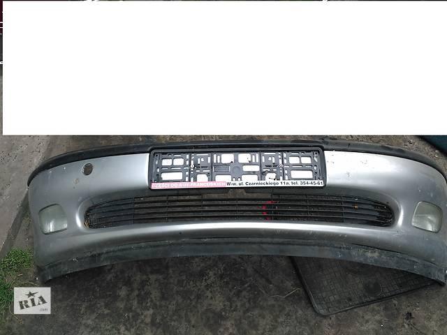 продам Б/у бампер передний для легкового авто Opel Vectra B бу в Львове