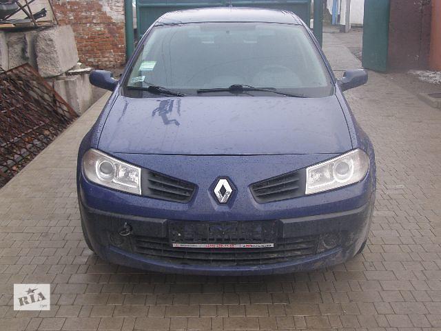 Б/у бампер передний для легкового авто Renault Megane 2006- объявление о продаже  в Таврийске