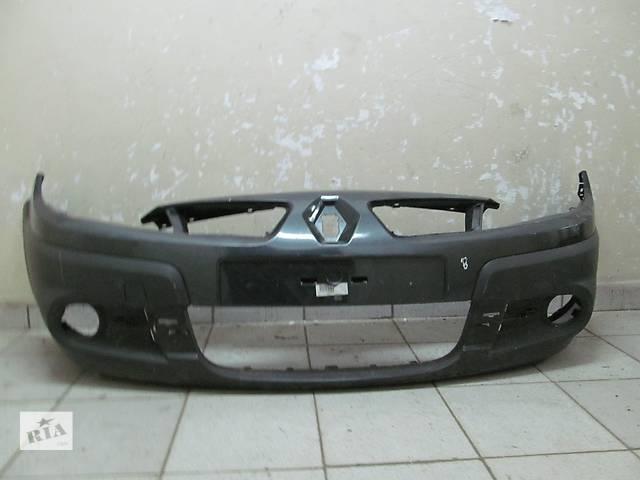 продам Б/у бампер передний для легкового авто Renault Scenic 2006-2009 бу в Львове