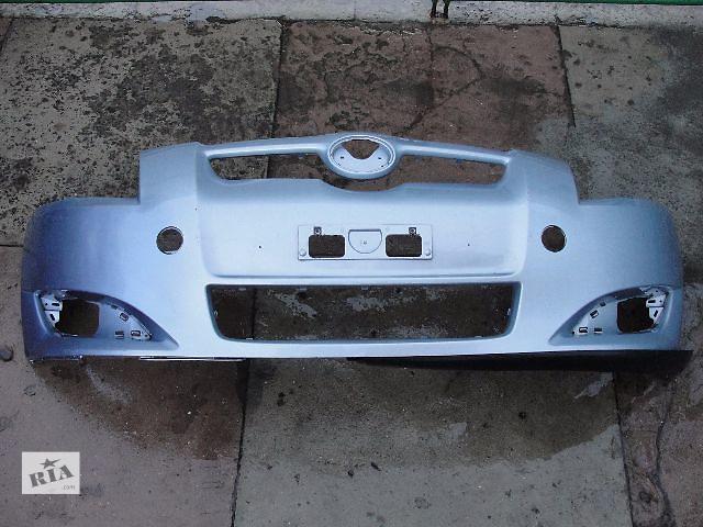 продам Б/у бампер передний для легкового авто Toyota Auris ДЕШЕВО В НАЛИЧИИ!!! бу в Львове