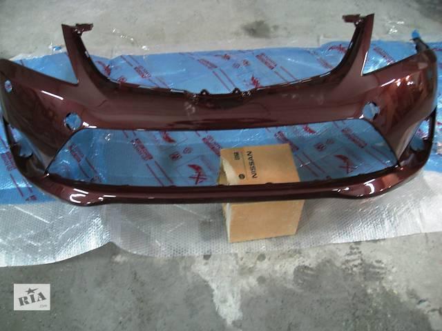 купить бу Б/у бампер передний для легкового авто Toyota Avensis в Киеве